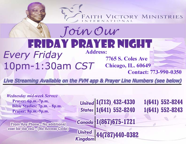 Prayer Line Network